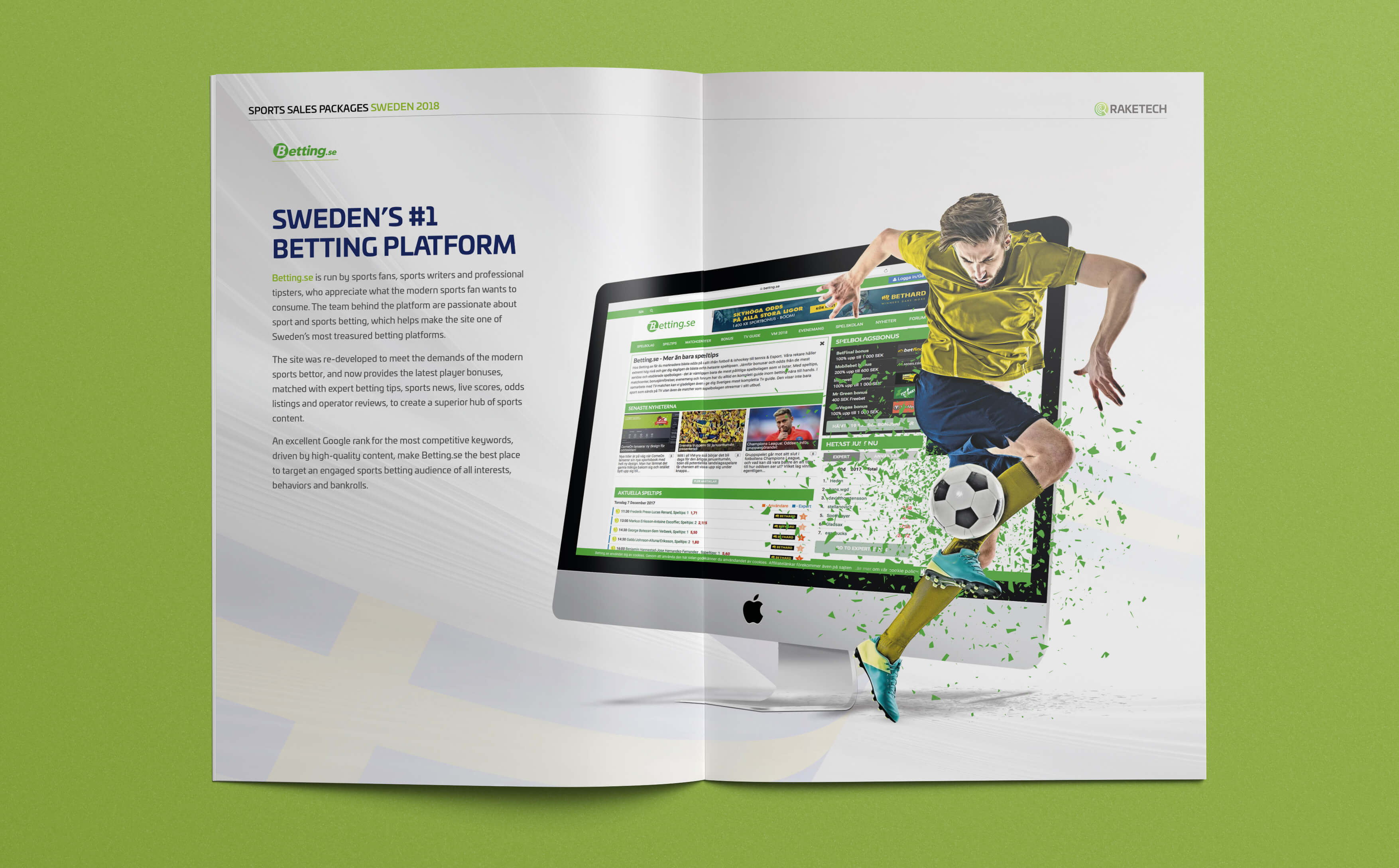 Sports: a selection of sites